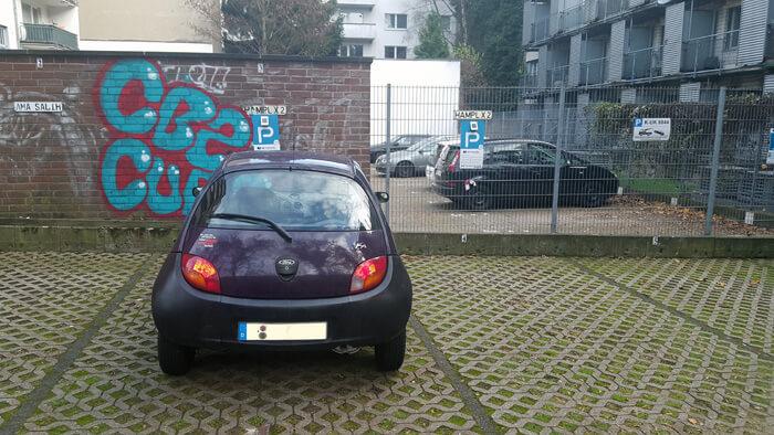 KORUs Blog: Parkplatzsurfing und Service Excellence