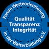 Logo Forum Werteorientierung in der Weiterbildung