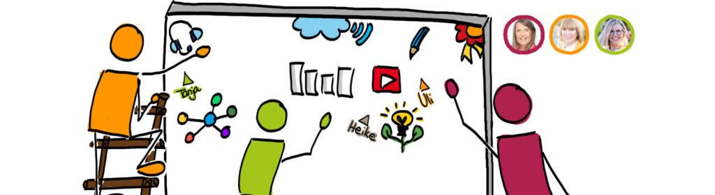 Conceptboard-Workshop für Anwender
