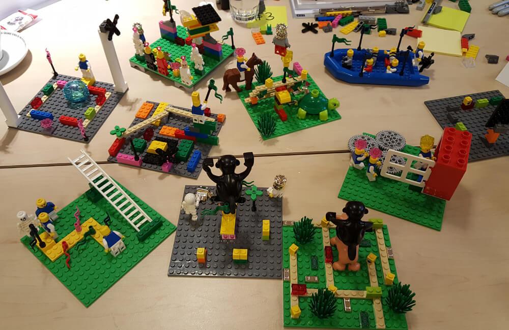 KORUs Blog: LEGO® SERIOUS PLAY® - Denke mit Deinen Händen