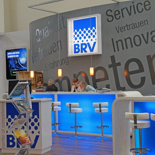 Bundesverband Reifenhandel und Vulkaniseur-Handwerk e. V. (BRV) auf der TIRE COLOGNE 2018