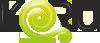 KORU-Logo schwarz klein