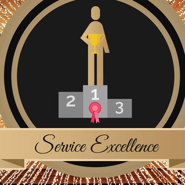 Mit Service Excellence auf die Pole Position.