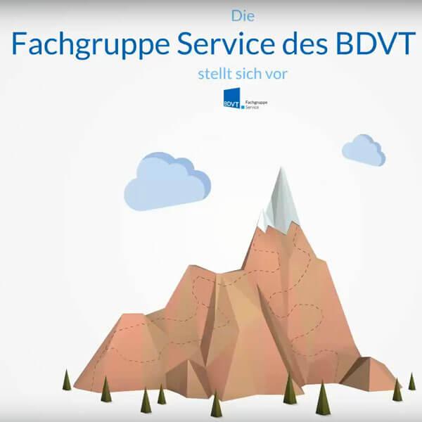 Fachgruppe Service im BDVT stellt sich vor